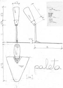 PALETA CUCHARA DE ALBAÑIL arrebossART lagunas tello, ruben (1)