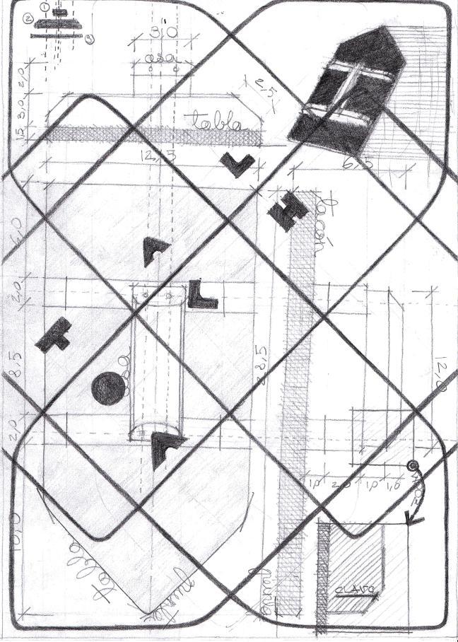 TALOCHAS RASTROS Y ROSTROS LA TALOCHA DE CIRILO CAÍN arquitectura & construccion tierra @arrebossart lagunas tello, ruben